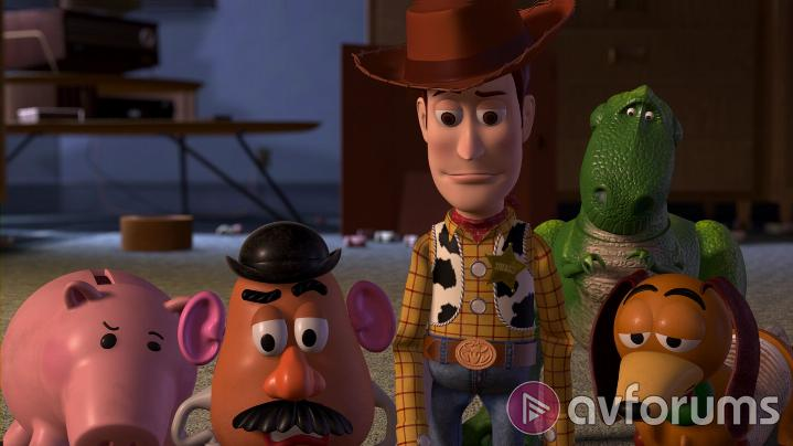 Toy Story 2 Extras
