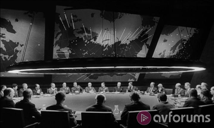 Dr. Strangelove Or: How I Learned To Stop Worrying And Love The Bomb Picture