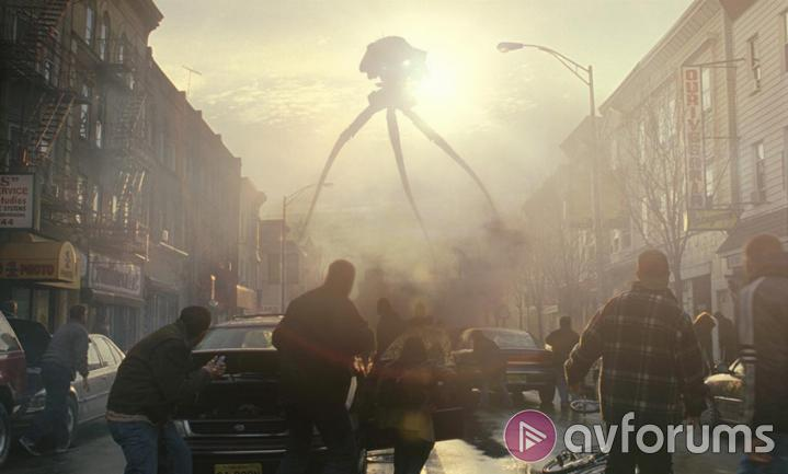 War Of The Worlds Extras