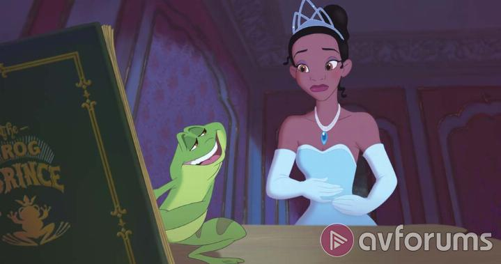 The Princess and the Frog Extras