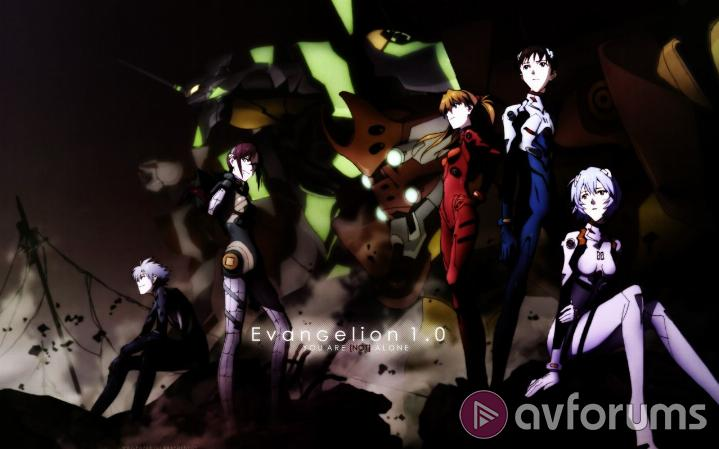 Evangelion: 1.11 You Are (Not) Alone Extras