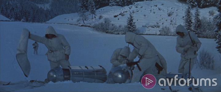 Where Eagles Dare Extras