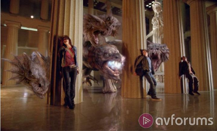 Percy Jackson & the Lightning Thief Extras