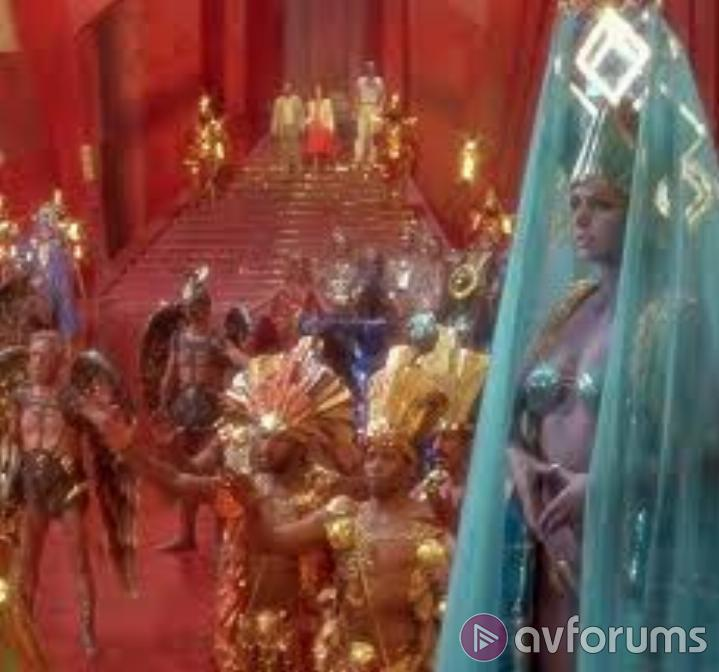 Flash Gordon Extras