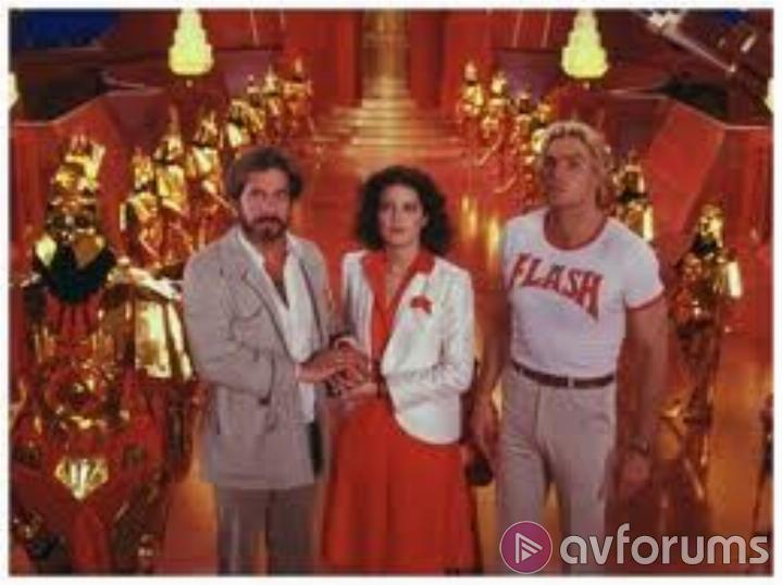Flash Gordon Verdict