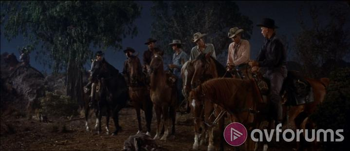 The Magnificent Seven Extras