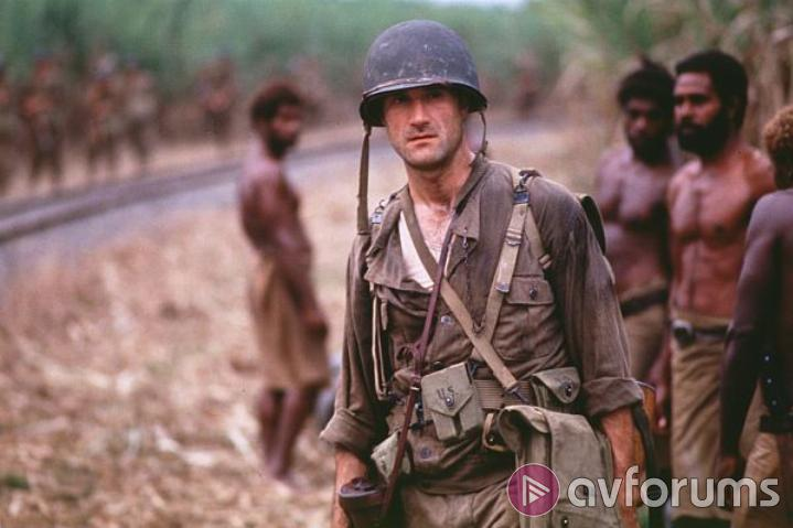 The Thin Red Line - Criterion Collection Picture