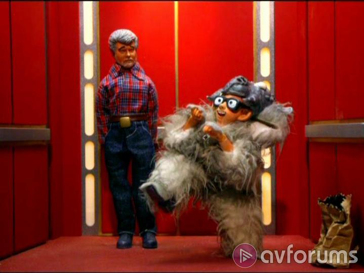 Robot Chicken: Star Wars Sound