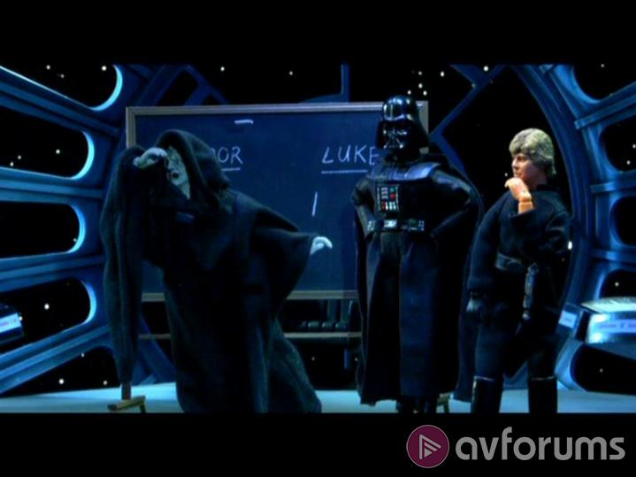 Robot Chicken: Star Wars Extras