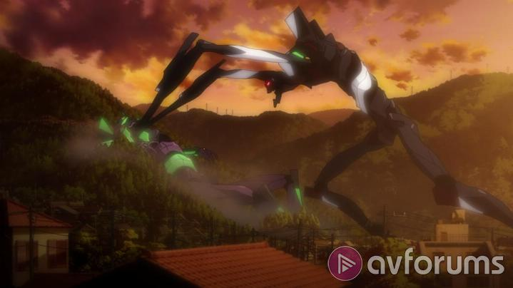 Evangelion: 2.22 You Can (Not) Advance Extras