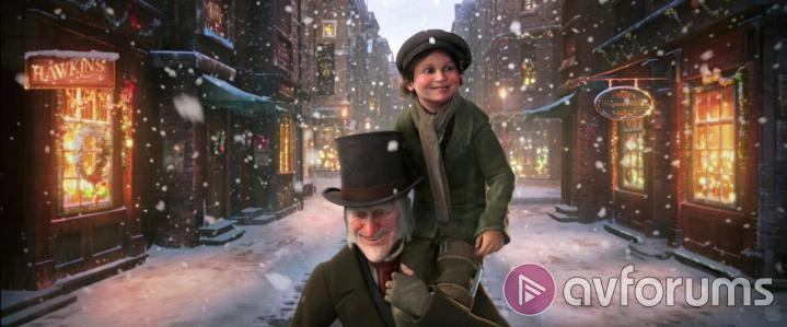 A Christmas Carol 3D Super Play Edition Sound