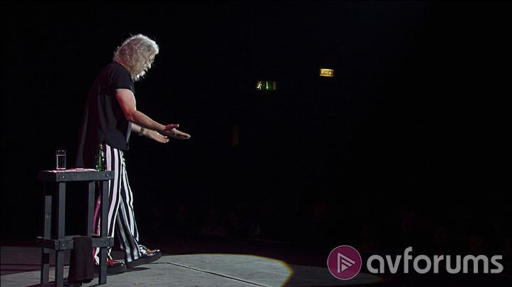 Billy Connolly - Live in London 2010 Verdict