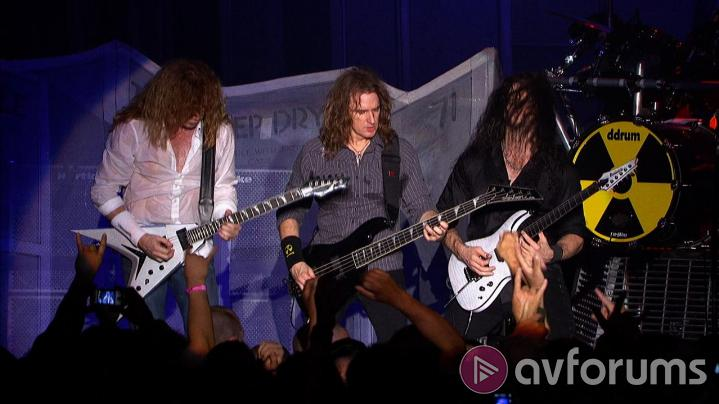 Megadeth: Rust In Peace Live Picture
