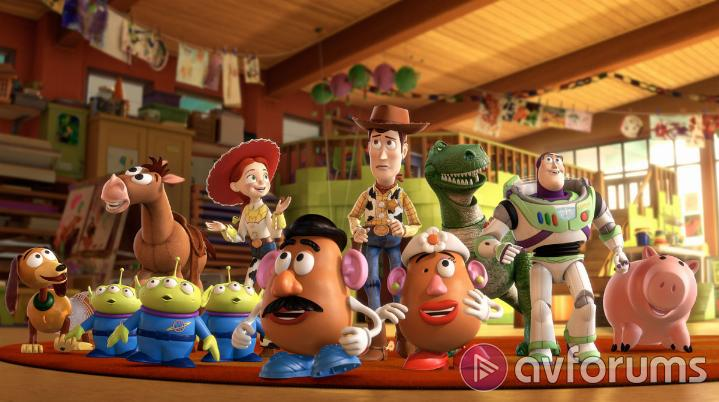 Toy Story 3 - Double Play Edition Extras