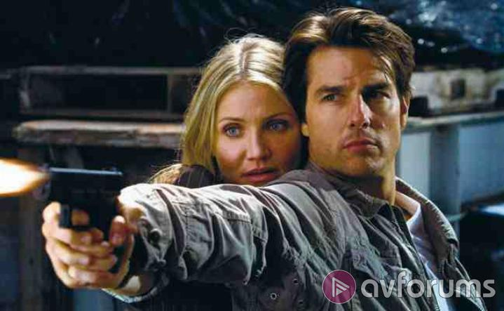 Knight and Day: Extended Cut Sound