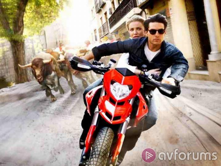Knight and Day: Extended Cut Extras