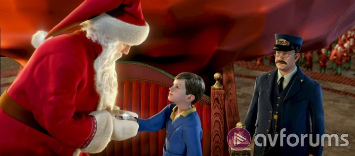 The Polar Express 3D Picture