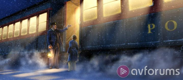 The Polar Express 3D Sound