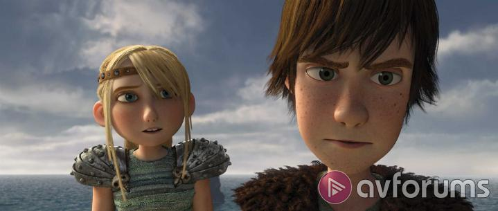 How to Train Your Dragon Extras