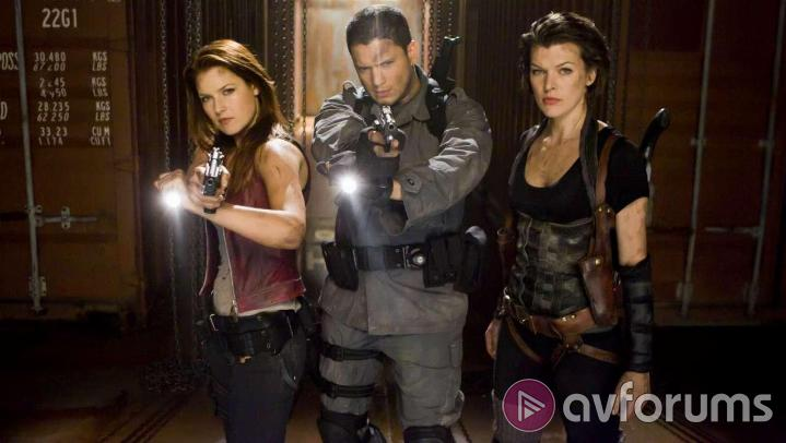 Resident Evil: Afterlife Picture
