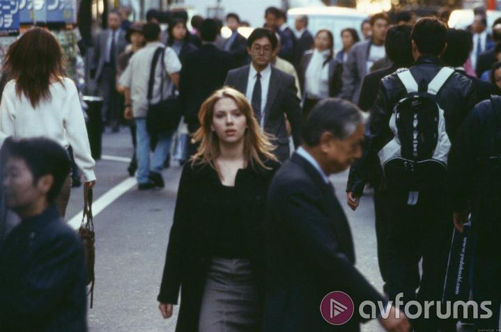 Lost In Translation Extras