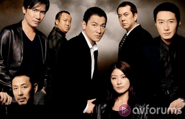 Infernal Affairs Trilogy Extras