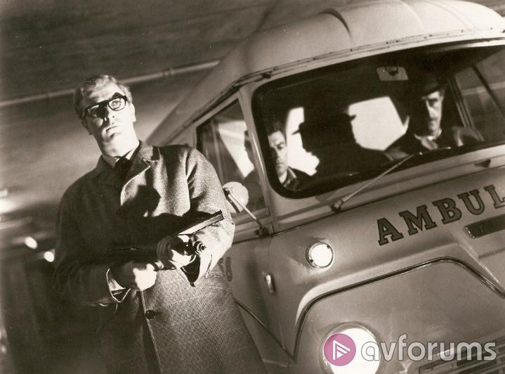 The Ipcress File Extras