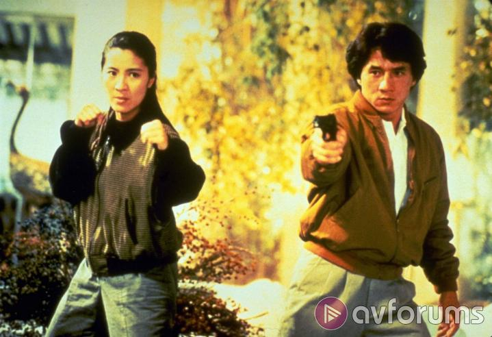 Police Story III: Super Cop Picture