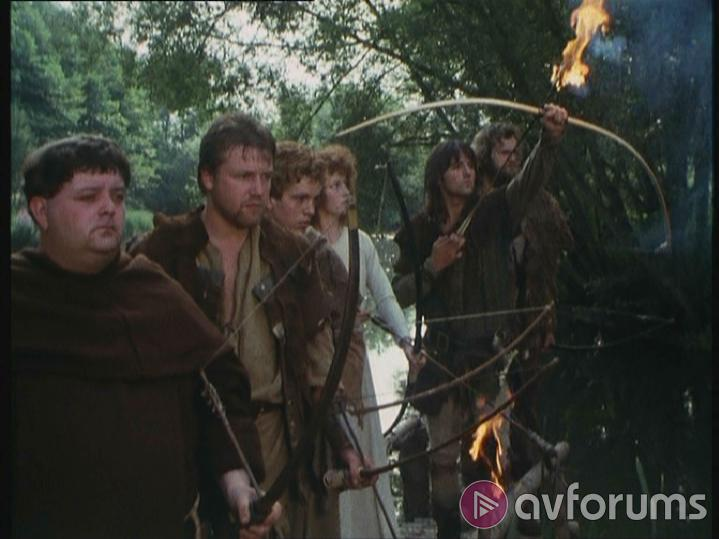 Robin of Sherwood Picture