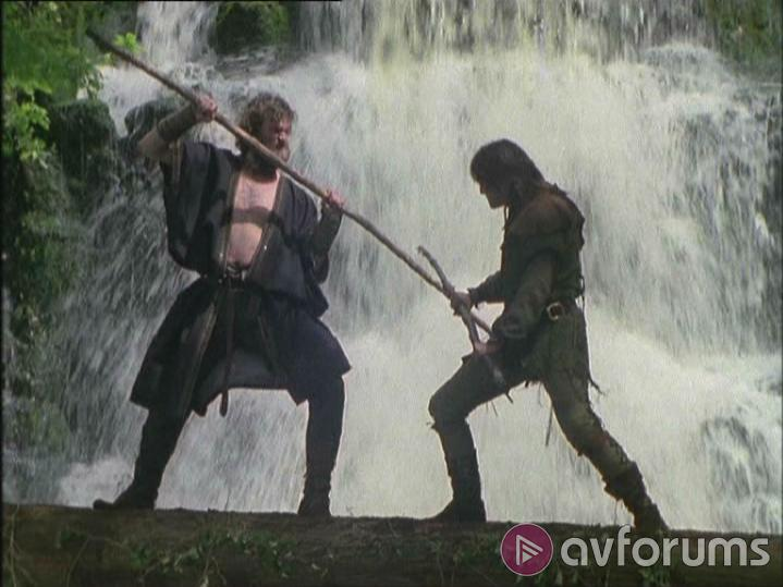 Robin of Sherwood Extras
