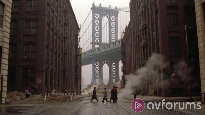 Once Upon A Time In America Extras