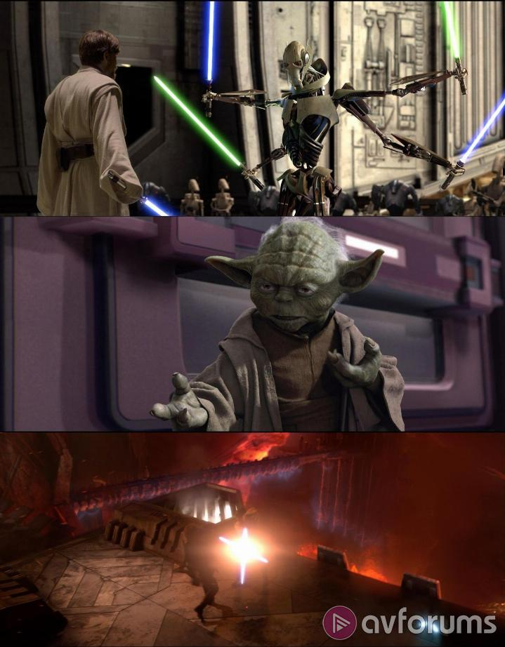 Star Wars: Prequel Trilogy Sound