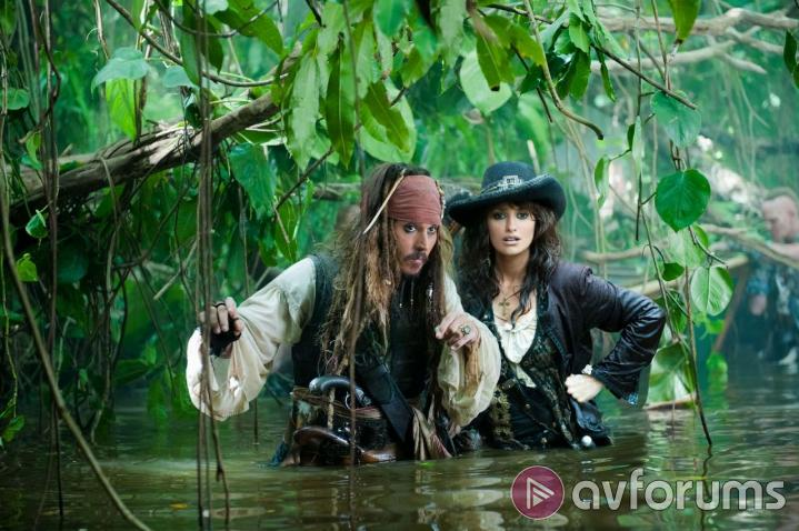Pirates of the Caribbean: On Stranger Tides 3D Picture