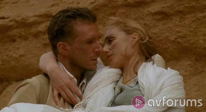 The English Patient Extras