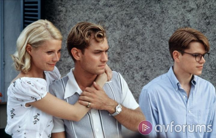 The Talented Mr. Ripley Extras