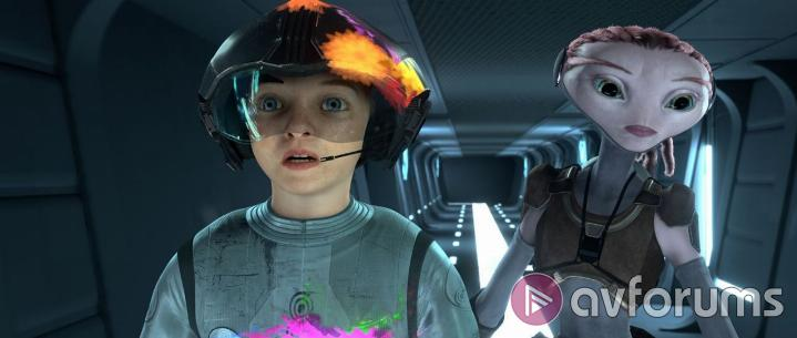 Mars Needs Moms 3D Picture