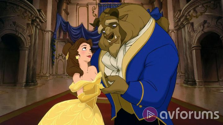 Beauty and the Beast 3D Picture