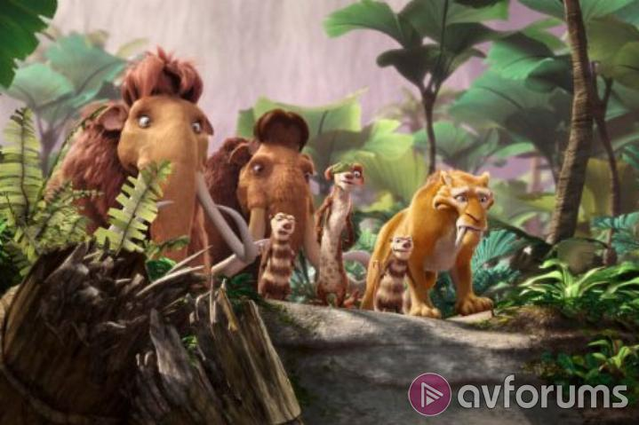 Ice Age: Dawn of the Dinosaurs 3D Sound