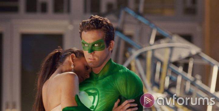 Green Lantern 3D Picture