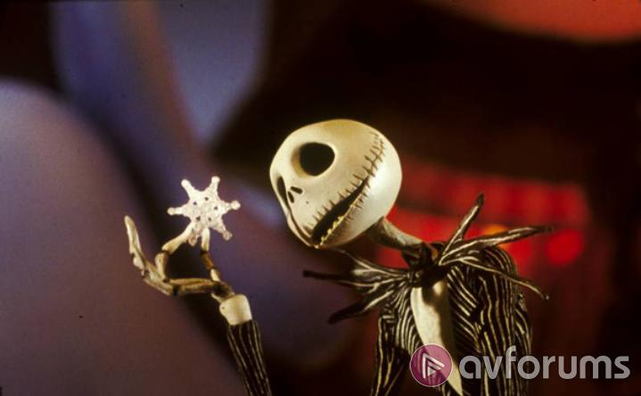 The Nightmare Before Christmas 3D Picture