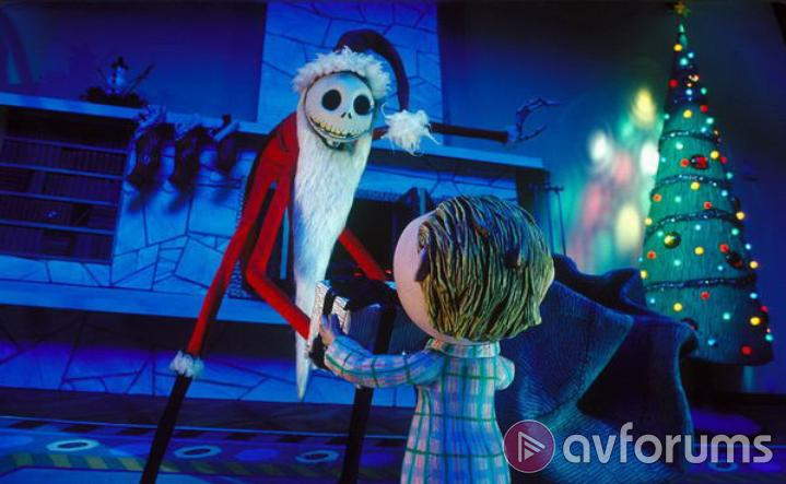 The Nightmare Before Christmas 3D Sound