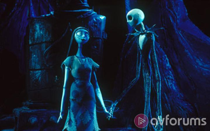 The Nightmare Before Christmas 3D Extras