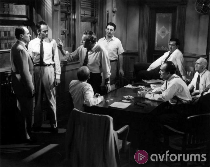 12 Angry Men - Criterion Collection Picture
