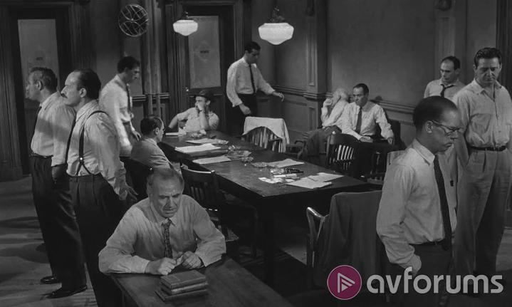 12 Angry Men - Criterion Collection Sound