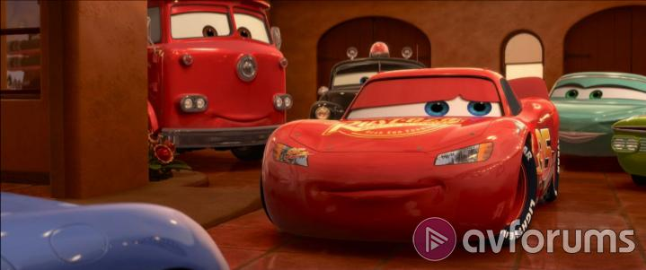 Cars 2 Extras