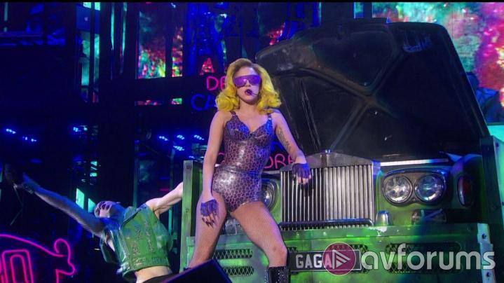 Lady Gaga: The Monster Ball Tour - Madison Square Garden Sound