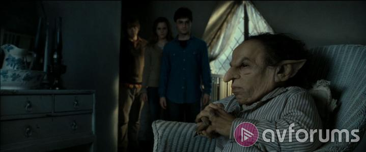 Harry Potter and the Deathly Hallows: Part 2 Picture