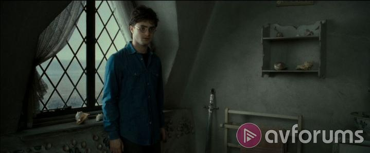 Harry Potter and the Deathly Hallows: Part 2 Sound