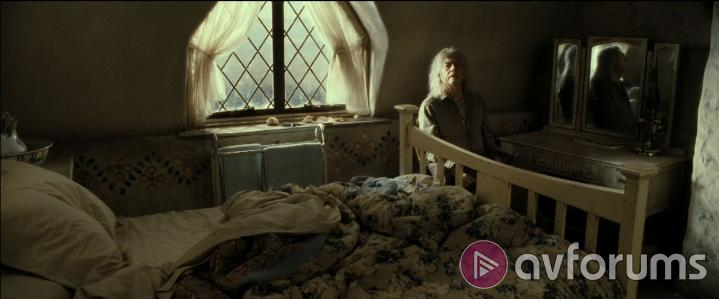 Harry Potter and the Deathly Hallows: Part 2 Extras