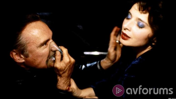 Blue Velvet - 25th Anniversary Edition Extras